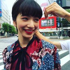 """232 個讚,2 則留言 - Instagram 上的 코 니 """"(@nappa_7):「 #komatsunana #konichan7 #konichans #小松菜奈ちゃんファンと繋がりたい #小松菜奈 」"""