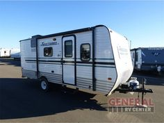 Used 2016 KZ Sportsmen Classic 19BHS Travel Trailer at General RV | Wixom, MI | #132891