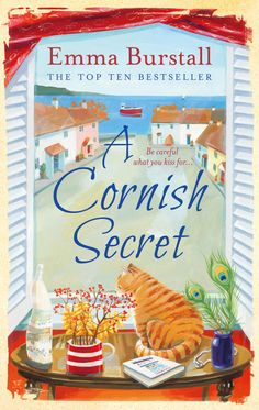 Blog Tour: Emma Burstall - A Cornish Secret – Extract – 4*Review