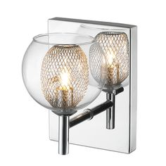 @Overstock - Z-Lite Auge 1-Light Stainless Steel Wall Sconce - This 1 light wall sconce from the Auge collection by Z-Lite will enhance your home with a perfect mix of form and function. The features include a stainless steel finish applied by experts.  http://www.overstock.com/Home-Garden/Z-Lite-Auge-1-Light-Stainless-Steel-Wall-Sconce/9958090/product.html?CID=214117 $80.00