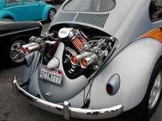 Custom VW - one unbelievable example of extreme tuning.