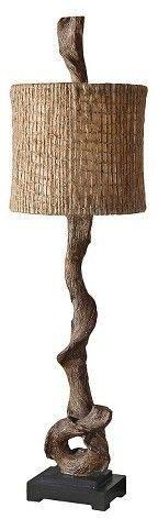 Uttermost Driftwood Buffet Lamp - Driftwood