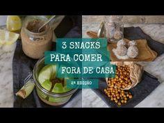 Hoje vou mostrar 3 sugestões simples de snacks para comer fora de casa, simples e fáceis (2ª edição) Receita completa: http://wp.me/p5ffE2-2jj Ingredientes B...