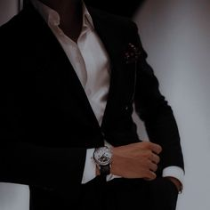 Bad Boy Aesthetic, Badass Aesthetic, Classy Aesthetic, Character Aesthetic, Der Gentleman, Mens Suits, My Style, Boys, How To Wear