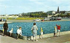 Boating lake New  Brighton