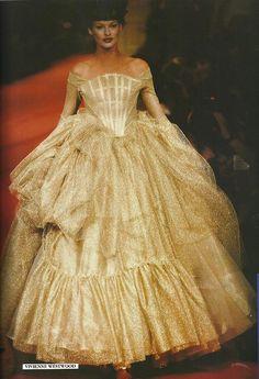 A true ballgown