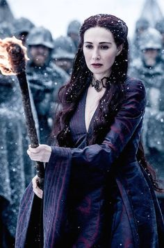 Game of Thrones  Melisandre: Not one of her better moments.