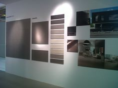 #Marazzi #Cersaie 2012 | SistemN colorbody fine porcelain stoneware for floor and wall coverings | in and out