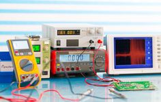 Tools for the Empty Nester's Home Electronics Lab: Component Testers