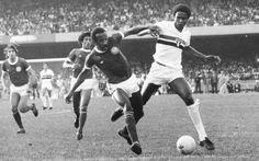 #SerginhoChulapa during the semifinal of the Paulistão 1978: #SãoPaulo v #Palmeiras.