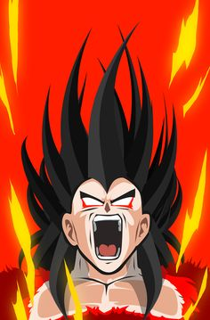 Rage Series by Kode Logic | #Vegeta Super Saiya 4