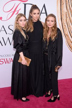 Ashley, Elizabeth et Mary-Kate Olsen