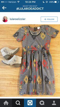 Amelia Funky Fashion, Fashion Ideas, Lularoe Clothes, Be Your Own Kind Of Beautiful, Amelia Dress, Fall Fashions, Lula Roe Outfits, Dressed To Kill, Work Clothes