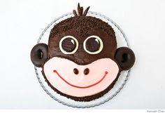 tarta de cumpleanos animales
