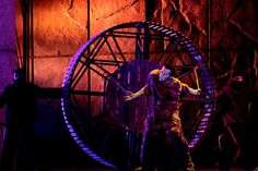 Giò di Tonno as Quasimodo - Italian Notre Dame De Paris Phantom Of The Opera, Musicals, Fair Grounds, Fan, Fans, Musical Theatre