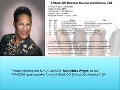 8 wk director course