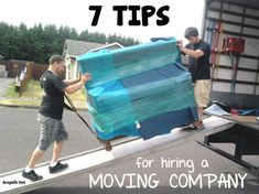 #Moving can cause major headaches, but it can be a breeze with the right help! Here are 7 tips to help you hire the best. http://www.angieslist.com/articles/7-tips-hiring-moving-company.htm