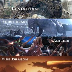 Whats your favorite MCU giant monster creature so far? (Comment if not below)