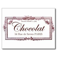 =>>Save on          Chocolate lovers .... love this vintage French art Post Cards           Chocolate lovers .... love this vintage French art Post Cards We provide you all shopping site and all informations in our go to store link. You will see low prices onDiscount Deals          Chocolat...Cleck Hot Deals >>> http://www.zazzle.com/chocolate_lovers_love_this_vintage_french_art_postcard-239023962394480944?rf=238627982471231924&zbar=1&tc=terrest