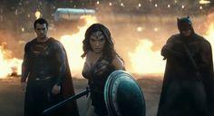 Nuevo tráiler de Batman v Superman: El Origen de la Justicia – Cinéfilos   Cinefanático #cine #tráiler