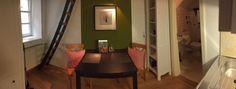 Die kleine, aber dennoch sehr stylische 1-Zimmer-Wohnung befindet sich in der Passauer Altstadt (Nähe Dom
