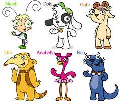 Doki y todos sus amigos /Doki and Friends