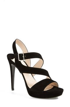 Prada Platform Sandal available at #Nordstrom  I'm totally obsessed with these❤️❤️❤️❤️