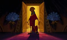 """""""Boom bam baby!!!""""- The Emperor's New Groove."""