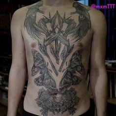 tattoo by mxm tattooing