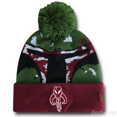 Star Wars Boba Fett Biggie Beanie