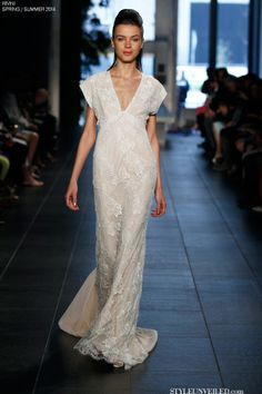 Rivini By Rita Vinieris Wedding Spring/Summer 2014 - Lanai