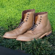 CXL natural classic boot from Gustin
