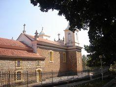 Church - Carrancas - Minas Gerais - Brazil