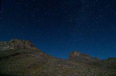 Kaçkar Dağları ve Yıldızlar