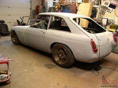 MGB GT V8 Hot Rod Sebring Project