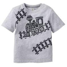 xJumping Beans Train Tee - Toddler Boy  12/14