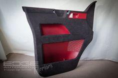 VW T5 Interior | Alcantara/Leather - EDGE Automotive