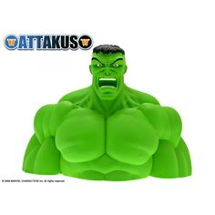 HULK BUST 6 INCH EXCLUSIF LIMITED