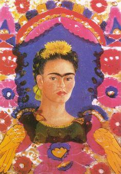 """Jessica on Twitter: """"Dipingo fiori per non farli morire mai. #FridaKahlo https://t.co/Y2kCG93G1w"""""""