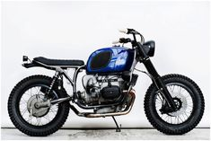 Custom BMW R100 RT by The Wrenchmonkees