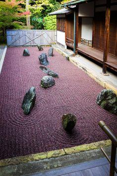 Ryoginan, subtemple of Tofukuji, Kyoto Japanese Culture, Japanese Art, Places Around The World, Around The Worlds, Kyoto Japan, Archipelago, Travel Inspiration, Places To Go, Sunrise