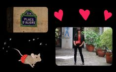 #InesdelaFressange takes us throughout #Paris 's cutest open market « Le Marché d'Aligre ». Find out her treasure troves in this video.