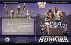 University of Washington Media Guides - Sayenko Design