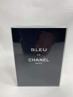 Bleu de Chanel 3.4 oz  Brand new, sealed in the box.  Fast FREE Shipping !!! Chanel Men, App, Free Shipping, Stuff To Buy, Things To Sell, Apps