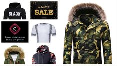 Winter Sale Ripped Jeans, Skinny Jeans, Star Clothing, Hip Hop Fashion, Winter Sale, Canada Goose Jackets, Street Wear, Winter Jackets, Street Style