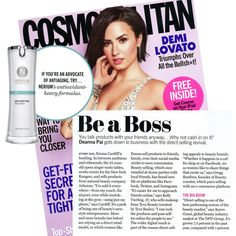 Cosmopolitan Recommends You Become Your Own Boss  Let me help...www.carolpitterkopp.arealbreakthrough.com