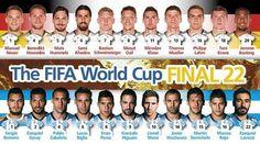 Mundial Brasil 2014 la final