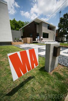 194 Pearl Street on the Modern Atlanta Home Tour. 2,100 sq. ft. / 3 bed, 3 bath. Brian Ahern and Jeff Darby of Darby Construction. Home exterior materials: cementitious panels, stucco, and wood siding.