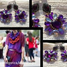#jewelryonetsy   #jewelry   #handmade   #earrings   #etsyhandmade   #hypoallergenic   #swarovski   #xmasgift   #gifts