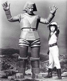 Johnny Socko and his giant robot